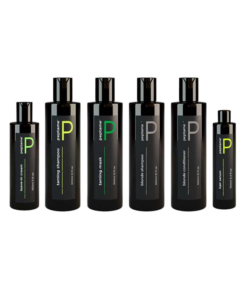 peptame hair package